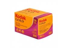 KODAK GOLD  - <p>Le film KODAK GOLD 200 propose d'excellentes caractéristiques en termes de saturation des couleurs, de restitution des couleurs et de netteté pour un film de 200ISO.</p> <p>Idéal pour les prises de vue dans des conditions de luminosité standard.</p>