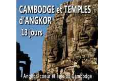 Voyage photo au Cambodge et Temples d¿Angkor - <p>Ce voyage photo au Cambodge, vous fera découvrir les mythiques temples d'Angkor autant que le pays et les hommes qui ont donné naissance à cette extraordinaire civilisation. <strong>Au delà des temples, c'est l'esprit d'Angkor – cœur et âme du Cambodge – que je vous propose de découvrir ensemble</strong>. Accompagné par Philippe Body</p>