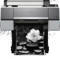 SureColor SC-P6000 - <p>Grâce à ses 8 encres pigmentaires, elle offre un large spectre de couleurs reproductibles et garantit aux tirages une résistance à la lumière exceptionnelle. Sa tête Epson TFP PrecisionCore lui confère une précision d'impression absolue. Ces technologies de pointe, associées à une ergonomie hors du commun, offrent aux utilisateurs l'outil d'impression ultime. Enfin, avec une plus grande résistance à la lumière, les impressions conservent toute leur beauté pendant des décennies. En effet, des impressions réalisées sur papier Photo Premium Glacé peuvent conserver leur éclat pendant 60ans. </p>