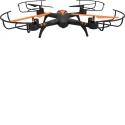 Midrone SKY 120 - <p>Drone avec caméra HD720p intégrée. Temps de vol 7 à 8 minutes. Fonctions auto-décollage, auto-atterrisage, maintien de l'altitude, vidéo panoramique, 3D flip. Pilotage par télécommande fournie. Pack batterie facilement interchangeable.</p>