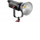 APUTURE LS COB300d - <p>Projecteur LED polyvalent photo-vidéo 300 W, IRC ≥ 95, 5500°K, 11000 lux à 1 m, V-mount</p>