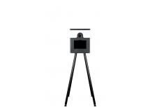 YODABOOTH - Borne selfieLa borne photo idéale pour tous types d'événementsLa Yodabooth Lite est conçue spécialement pour les photographes.Sa construction légère et solide la rend parfaitement transportable.Construite autour de l'imprimante DS620, cette dernière s'y intègre parfaitement : la trappesur le côté facilite le rechargement du papier.Simple d'utilisation, la Yodabooth est la solution idéale pour ceux qui débutent avecla photo événementielle, les photographes professionnels et tous les organisateursd'événements !