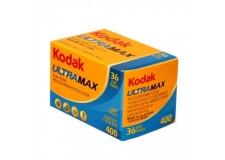 KODAK ULTRAMAX - <p>Idéal pour obtenir des photos exceptionnelles dans toutes les circonstances, Le film KODAK ULTRA MAX400 est le choix le plus évident si vous souhaitez prendre des photos dans des situations variées: en intérieur, en extérieur, avec flash et pour des sujets en mouvement.</p>
