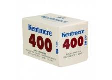 Kentmere 400 - <p>Kentmere 400 est un film rapide noir et blanc pour tout type de sujet, c'est un film capable de produire des photos de haute qualité.D'une sensibilité de 400 iso la Kentmere est pratique pour photographier des sujets en mouvement et pour des conditions variées.C'est un film au grain fin ayant une bonne acuité et un beau contraste, il a une large attitude d'exposition ainsi qu'une large gamme de tons.</p>