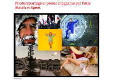 Photoreportage et presse magazine par Paris Match et Spéos - Paris Match et Spéos se sont associés pour créer un nouveau programme exclusif et unique en Photoreportage et presse magazine. D'une durée de 2 ans, ce programme est enseigné en français uniquement, à Paris. En partenariat exclusif avec Paris Match et Spéos, Leica a équipé la première promotion en dotant chaque étudiant d'un V-Lux pour accompagner leur formation qui s'étendra jusque juillet 2019.  Ce programme est destiné aux étudiants qui souhaitent travailler pour la presse grand public et d'actualité traitant de l'information nationale et internationale, et faisant appel aussi bien à l'actualité chaude qu'au grand reportage, en passant par la vie des célébrités, l'actualité artistique, culturelle, scientifique et politique.  Ce programme permet aux élèves d'acquérir une connaissance approfondie et une compréhension du fonctionnement d'un grand magazine, ainsi que les bases théoriques et techniques essentielles à la réalisation de photos d'actualité et de reportage en vue de parutions sur tous les supports de diffusion actuels des marques média.  Paris Match est un magazine généraliste diffusé et reconnu dans le monde entier depuis près de 70 ans pour son traitement et son savoir-faire en matière de photographie. Plus de 60 photographes professionnels ont fait partie du « staff » du magazine depuis 1949 et le nombre de photographes publiés est inestimable, tant la rédaction s'attache, sur chaque événement, à repérer et rendre public le meilleur de la production photographique mondiale.  Aujourd'hui, Paris Match s'adresse chaque semaine à plus de 3,5 millions de lecteurs via le magazine papier, le site parismatch.com et ses différents réseaux sociaux.  Les cours sont répartis entre Spéos et Paris Match : – La partie photoreportage et actualité est enseignée dans les locaux de Paris Match. – La partie technique et pratique, ainsi que les domaines de la photo sociale et photo corporate sont dispensés à Spéo