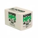 Ilford HP5 Plus - <p><strong>ILFORD HP5 Plus</strong>est un film noir et blanc très sensible, idéal pour le reportage, les prises de vue en lumière ambiante, ciel couvert et toutes lumières.</p> <p>Bien qu'ayant une sensibilité nominale de 400 ISO, l'Ilford HP5 Plus permet d'obtenir des tirages de haute qualité avec des indices d'exposition jusqu'à EI 3200/36°.</p>