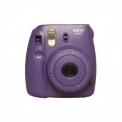 FUJI INSTAX MINI 8 GRAPE - <p>L'instax Mini 8 est un appareil photo argentique instantané hyper simple d'utilisation. Les photos au format carte de crédit sont d'une grande qualité. L'instax Mini 8 fonctionne avec des cartouches de 10 photos vendus séparemment.</p>