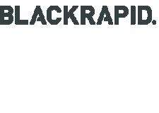BLACKRAPID - La marque de courroies qui a révolutionné la façon de porter son boîtier, en faisant coulisser le boîtier pour pouvoir déclencher rapidement et aussi répartir le poids sur le buste. Le harnais double BlackRapid est le plus apprécié des photographes de mariage  et d'évènementiel.