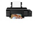 Epson EcoTank L805 - Imprimante A4 ECOTANK  avec 6 couleurs , pas de cartouches mais des réservoirs que vous pouvez remplir avec des bouteilles d'encre à la marque Epson que vous pouvez acheter au prix de 18.50€ le flacon de 70ml soit un prix de .26€ le ml  Possibilité de mettre aussi de l'encre pigmentaire  Une imprimante de qualité avec dees couts d'impression imbattables  Prix de vente de l'imprimante 338€ avec un jeu de 6 flacons de 70ml embarqué