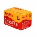 KODAK COLORPLUS 200 - <p>La COLORPLUS est le film entrée de gamme de KODAK.</p> <p>Film amateur au rapport qualité/prix imbattable !!!</p> <p>Faites vous plaisir avec un film au prix tout doux.</p>