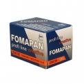 Fomapan 200 - <p>Le film panchromatique FOMAPAN 200 creative est destiné à la photographie en conditions d'éclairage difficiles, il allie faible granularité, haute pouvoir résolvant, et bonne acutance.</p> <p>D'une sensibilité nominale de ISO 200, il peut être exposé de 100 ISOà 800 ISO et fournir des images de qualité exceptionnelle.</p>