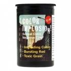 ADOX COLOR IMPLOSION - <p>LaColorImplosion est un film C-41qui a été pré-flashé en usinepourmodifier les couleurs et simuler un rendu traitement croisé(X-process)avec un film C-41standard.</p> <p>De plus, il vous apportera des images granuleuses avec son grain explosif.</p>