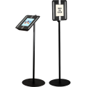 """Yodabooth Switch - The Switch is the first hybrid iPad-based photo booth on the market, and is compatible with the standard 9.7"""" iPad. Make the switch from a photo booth to a sharing station on-site in seconds. Extremely light and portable, you can take it with you anywhere you go. The adjustable LED glamor lights provide ideal lighting in any situation."""