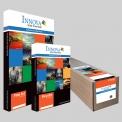 Gamme Fine Art, papiers texturés mats - <p>La collection Fine Art d'Innova propose une gamme complète de papiers<br />mats spécialement couchés pour l'impression en jet d'encre aqueux. La<br />palette large de grammages et de textures permet aux artistes de<br />répondre à leurs souhaits en trouvant le papier qui colle parfaitement à<br />leur style. Ces papiers Fine Art pour le numérique ont été couchés avec<br />des formulations créées par notre propre équipe de chimistes et offre<br />des couleurs contrastées avec un large spectre colorimétrique, tout en<br />conservant l'aspect et le toucher des papiers artistiques traditionnels.</p>