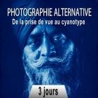 Atelier photo Cyanotype - <p>La photographie alternative est un mouvement artistique qui place la création manuelle et le geste au cœur de l'œuvre photographique. Pour ce faire, on associe les techniques numériques aux procédés anciens de tirage oubliés de l'industrie photo tels que le cyanotype</p> <p>Le <strong>procédé cyanotype</strong> a été inventé en 1842. Il se caractérise par des épreuves <strong>«bleu de Prusse»</strong>dont on peut varier la teinte par des virages. Des artistes contemporains renommés pratiquent la photographie alternative.</p> <p><strong>À la fin du </strong><strong>Stage photo chaque participant réalise son propre cyanotype.</strong> Pour poursuivre l'aventure chez-soi, un kit de chimie – permettant de réaliser une centaine d'épreuves – vous est offert.</p>