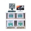 MINILAB INKJET - DKS INKJET, un Minilab bien connu des photographes qui s'associe maintenant à la technologique de l'impression à jet d'encre! Des formats d'impression multiples, un scanner de film négatif, une qualité d'image supérieure… Tous ces atouts sont maintenant combinés à la technologie d'impression à jet d'encre , facile et performante. De plus, la multiplication des imprimantes et le choix du logiciel permettent la mise en place d'une configuration adaptée à toutes les entreprises pour satisfaire le plus grand nombre. En bref, le Minilab INKJET est la solution d'impression idéale pour un service de haute qualité !