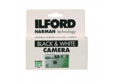 ILFORD HP5+ 27 EXP - <p>Chargé avec du film HP5+ muni d'un flash d'une portée allant jusqu'à 3 mètres, il peut être employé pour tous types de prises de vues, mais convient particulièrement bien aux sujets ayant une bonne luminosité.</p>
