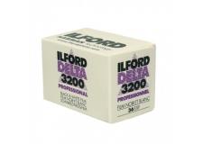 Ilford Delta 3200 - <p>ILFORD DELTA 3200 PROFESSIONAL est un film professionnel noir et blanc de très haute sensibilité, pour une photographie de qualité en conditions d'éclairage difficiles.<br />Il convient particulièrement pour la photographie d'action et la prise de vues en lumière ambiante ou les prises de vues en intérieur sans flash.</p>