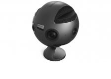 INSTA360 Pro 8k - <p>Caméra 8K VR / 360° stabilisée<br />Capturez des vidéos 360° sphériques VR et des images fixes en 8K et en 3D. Mettez un casque VR optionnel et regardez tout au fur et à mesure que vous le capturez. De plus, vous pouvez le diffuser en direct pendant que vous le capturez, en utilisant moins de bande passante gråce aux techniques de compression H.265.</p>