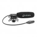 Micro Compact qualité Ciné SGM250CX - <p>Le SGM-250CX est le micro parfait pour caméras et boitiers équipés d'une prise XLR. C'est un micro MONO pour caméra professionnelle compacte ou boitier reflex ou hybride amélioré pour la video, tels que les Panasonic GH5 ou Sony a7. Il est équipé d'une prise XLR à 3 branches au bout d'un câble de 33cm. Mesurant seulement 15cm de longueur il reste bien en-dehors du champ de vision. Le SGM-250CX produit un son naturel, équilibré, précis et professionnel. Livré avec support anti-vibrations, bonnette anti-vent, sacoche de rangement.<br /><br />Fabriqué au Japon. Garantie 10 ans par enregistrement en ligne.</p>
