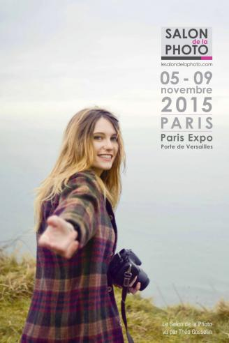 Le Salon de la Photo 2015 vu par Théo GOSSELIN