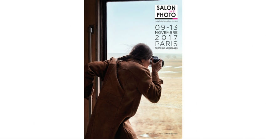 Affiche Salon de la Photo 2017 horizontal Brice Portolano