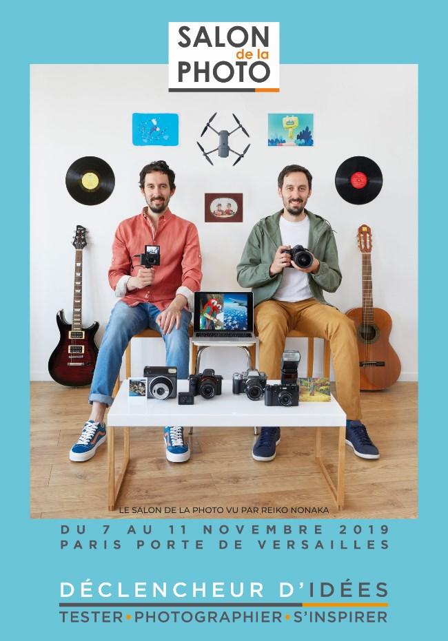 Salon de la photo, Paris Affiche-Salon-de-la-Photo-2019-Reiko-Nonaka