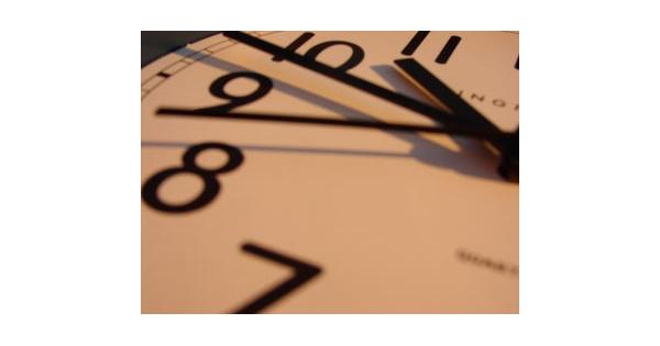 Dates et horaires