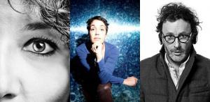 Mathilde de l'Ecotais, Julie Mechali et Patrick Rougereau