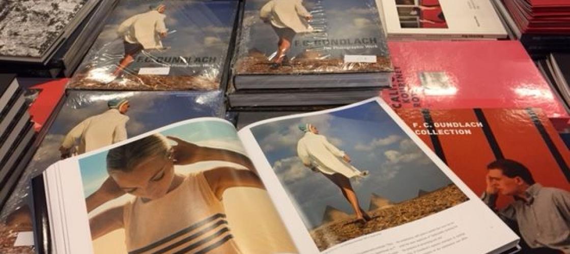 Librairie du Salon de la Photo 2018