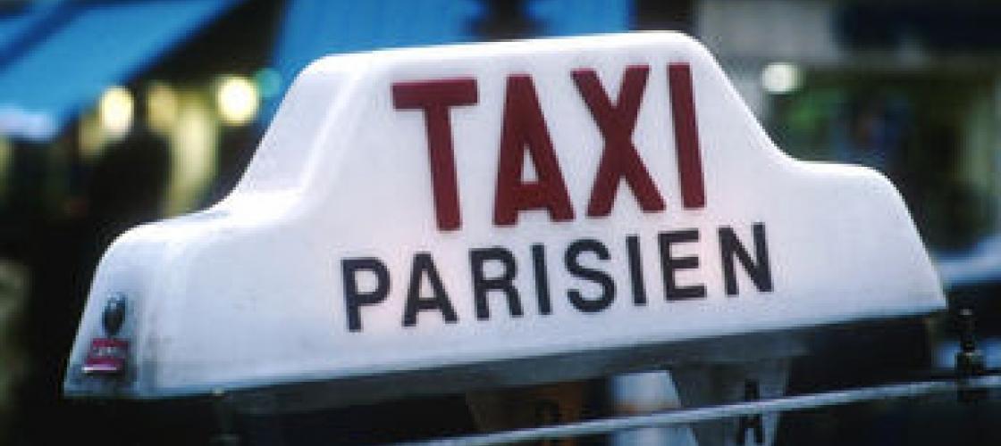 Lumignon Taxi parisien